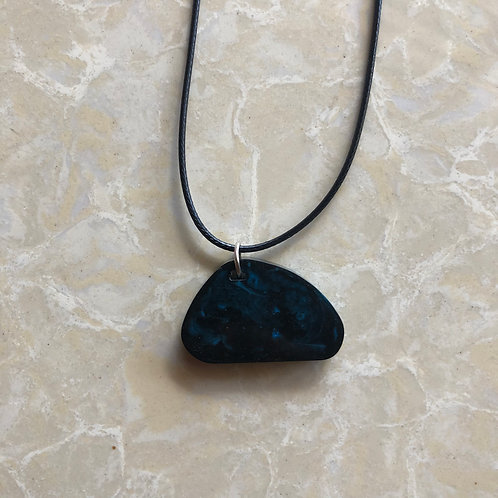 Galaxy Limited Collection Pendant Gem (Black)
