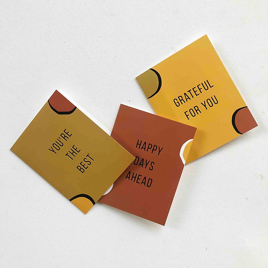 Compliments Card Set