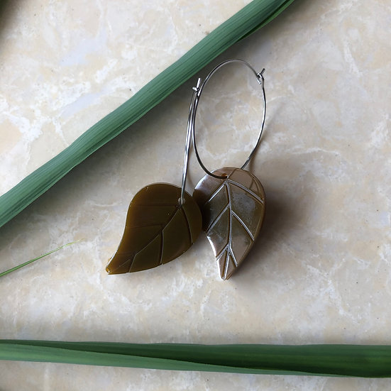 Celleaf Earrings