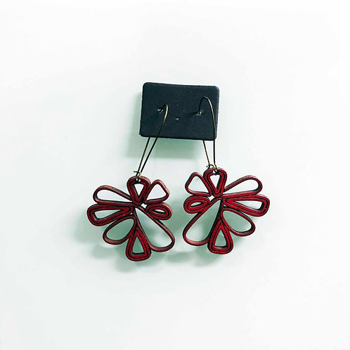 Alflower earrings