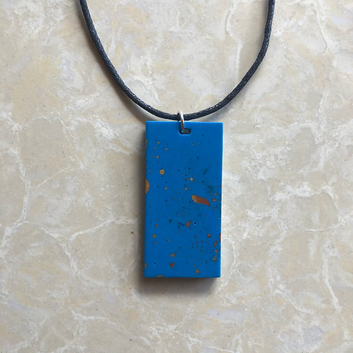 Galaxy Limited Collection Pendant (M-Blu)