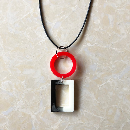 COLORBLOCK pi Pendant