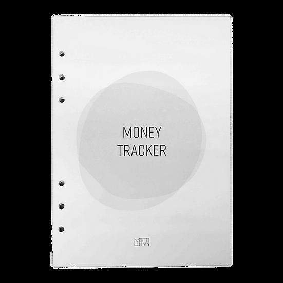 Money Tracker Inserts