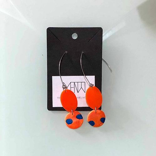 OrbLa earrings