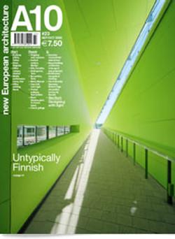 A10 New European Architea10-23_cover