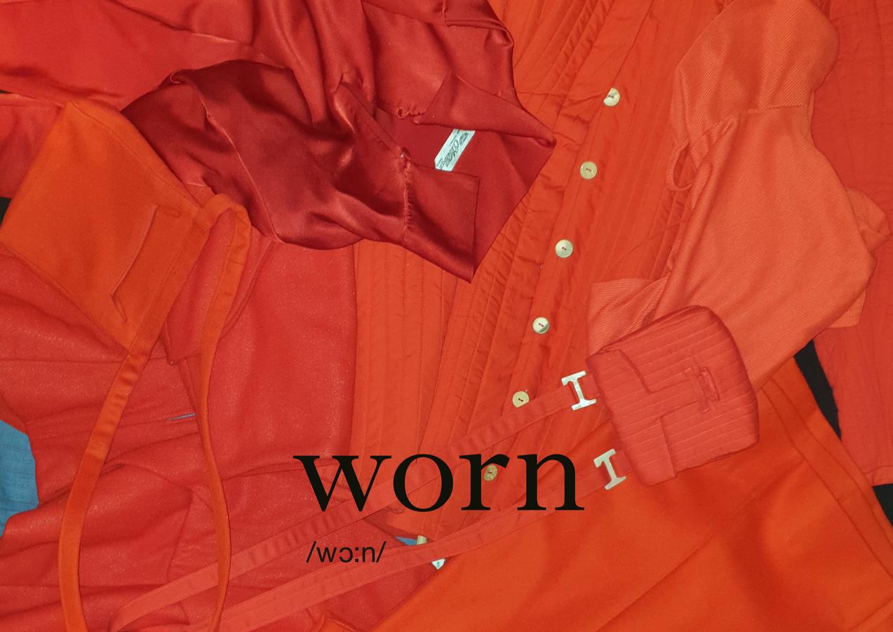 Worn Workshop Colour Clothes Series