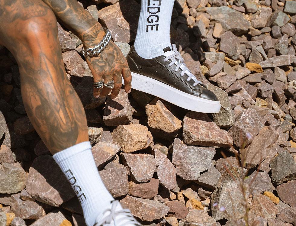 Branded Tennis Socks