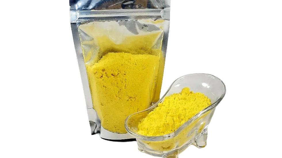 Lemon Bath Bomb Powder