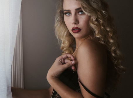 5 TIPS TO PREPARE FOR YOUR BOUDOIR SESSION.