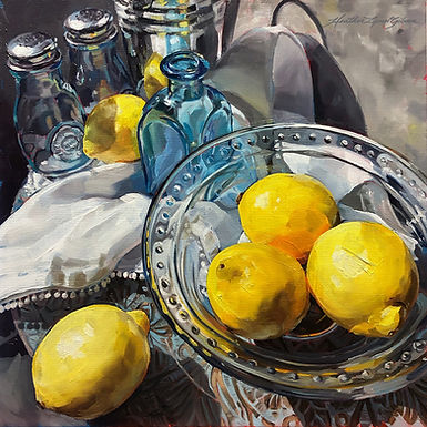 Lemons In Glass Bowl 4in.jpg