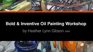 Bold & Inventive Oil Painting graphic 96