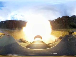 Panzerschiessen in 360 Grad