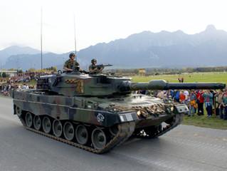 Besuchstag der Panzerschule 22