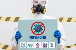 Prevenir el Coronavirus COVID19