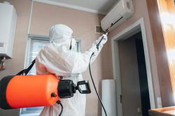 Descontaminación y Limpieza