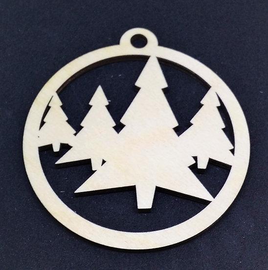 Christmas Trees - Christmas Bauble