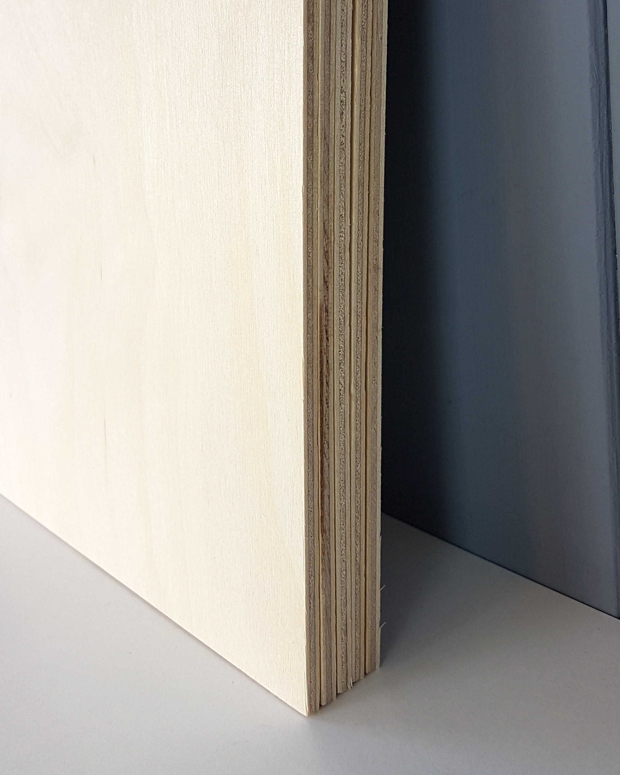 3mm A3 B/BB Grade Laser Birch Plywood - 420mm x 300mm - No Chipout