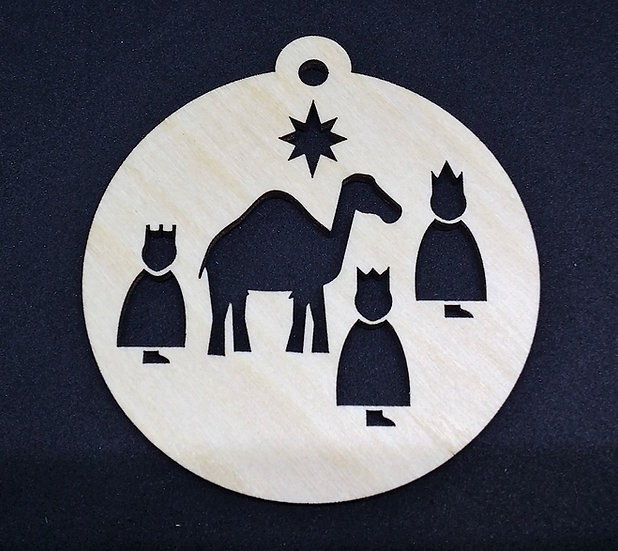 Wise men - Christmas Bauble