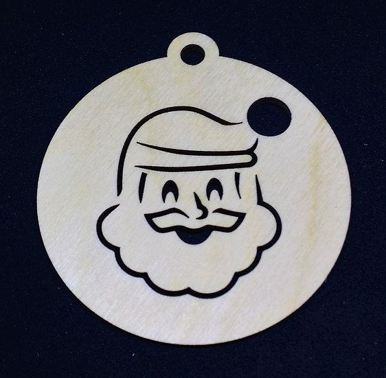Santa Claus - Christmas Bauble