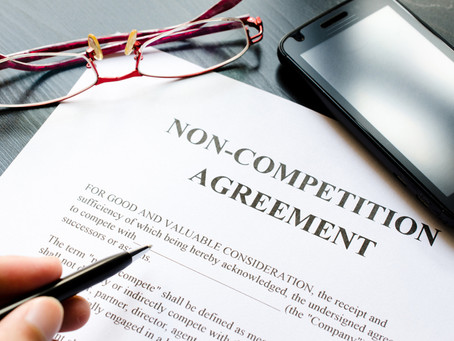 Non-Competition Agreement Between Employers and Former Employees Are Valid In Louisiana