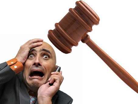 What To Do If You Get Sued?