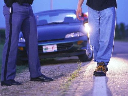 Do Motorists in Louisiana Have to Submit to Field Sobriety Tests?