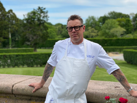 New Executive Chef Joins OceanCliff