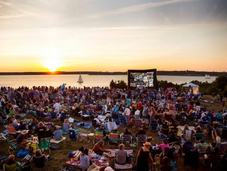 newportFILM Outdoors screening of HOUSE OF Z + 4th Annual Picnic Contest