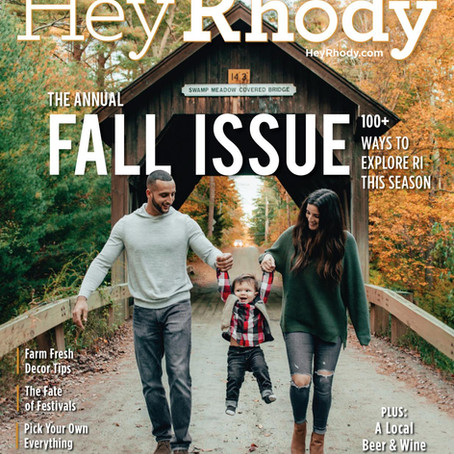 OceanCliff Featured in Hey Rhody Magazine