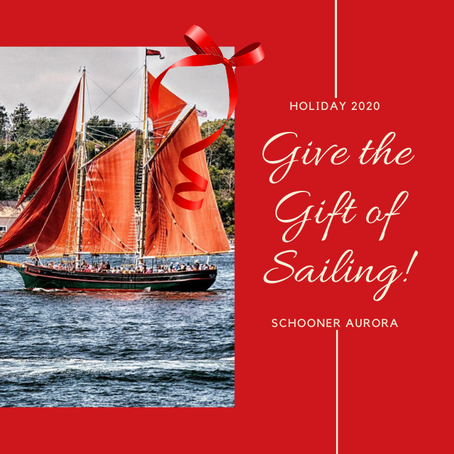 Give the Gift of Sailing!