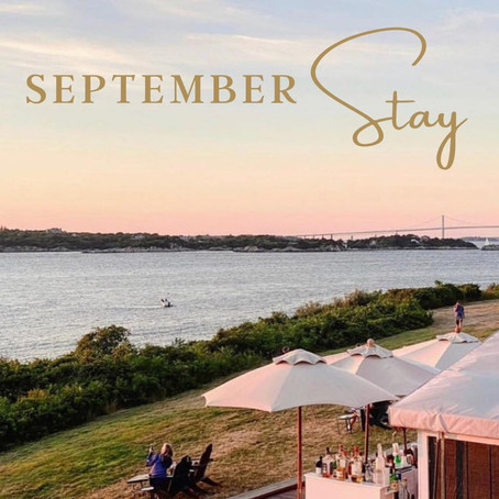 September Stay at OceanCliff