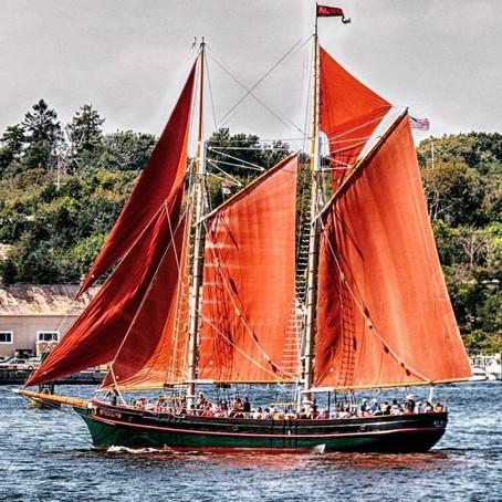 Set Sail Aboard Schooner Aurora
