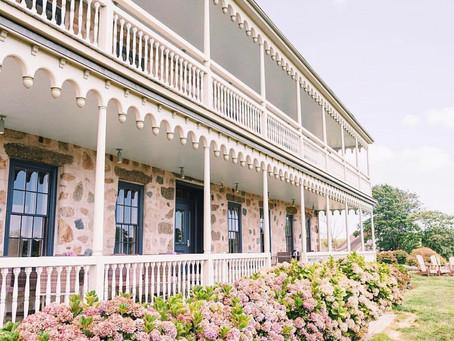 Fall Getaway at Stone House