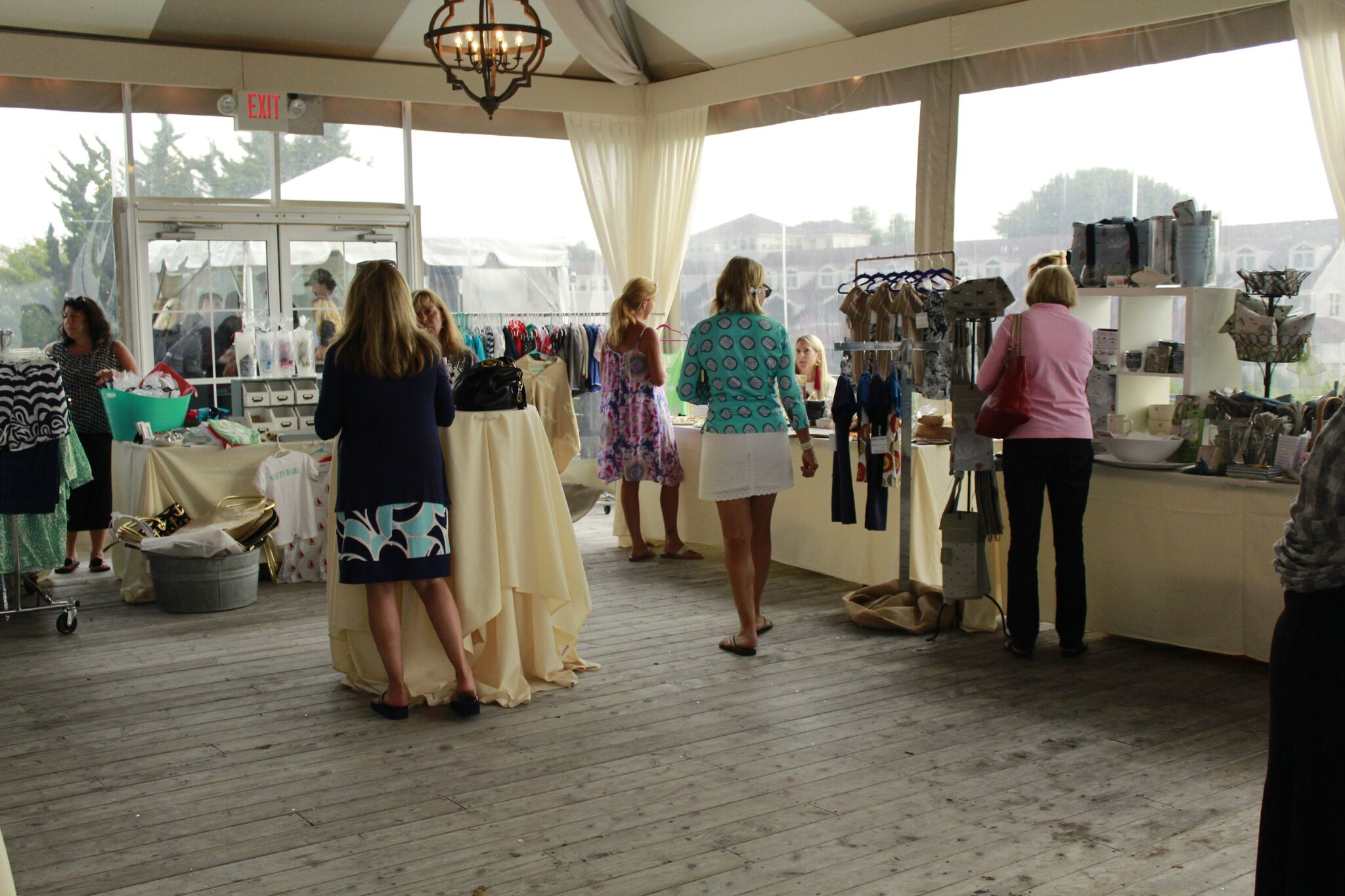 Browse beautiful products from local vendors.