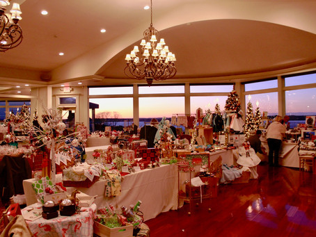 Holiday Sip & Shop at OceanCliff