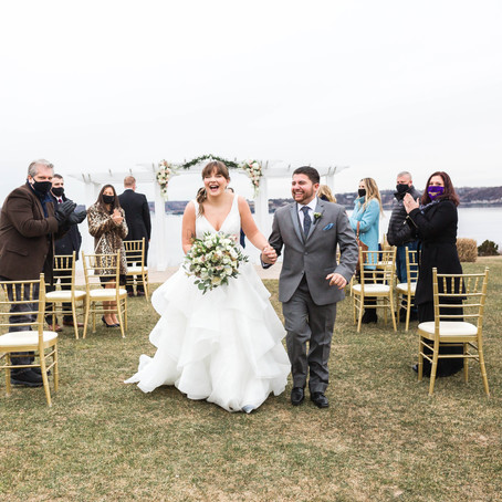 Mock Wedding at OceanCliff | Training for COVID-19 Event Procedures