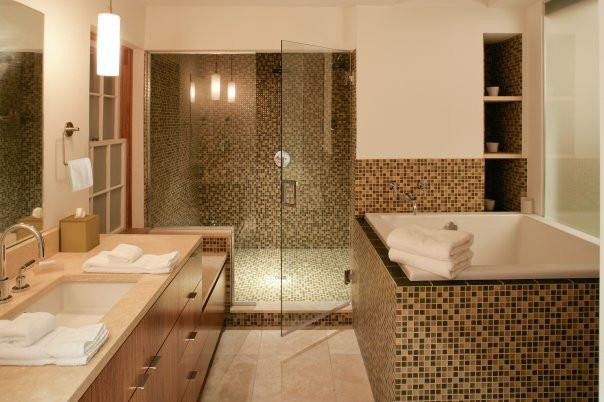 Stone House Spa Bathroom