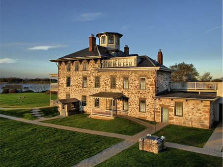 Stone House Fall Getaway Package