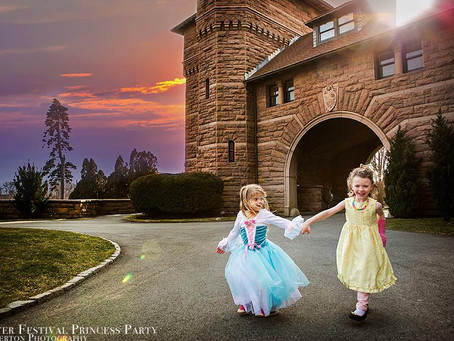 Princess Party at OceanCliff