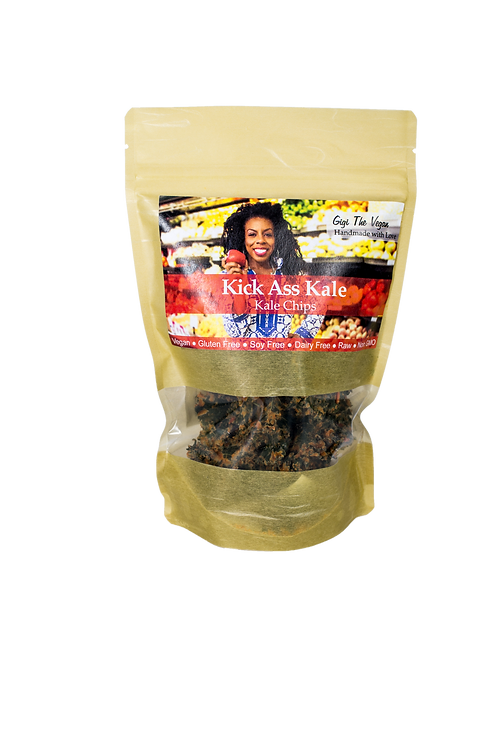 Kick Ass Kale Chips 2oz