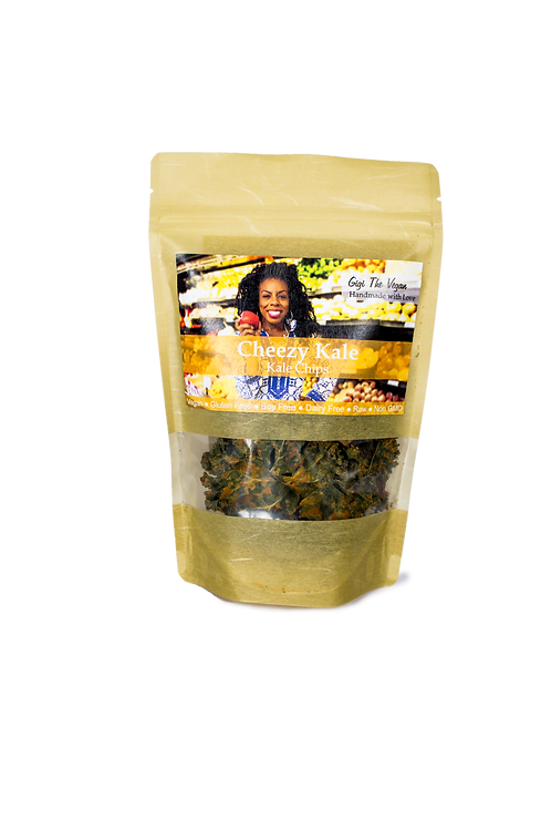 Cheezy Kale Chips 2oz
