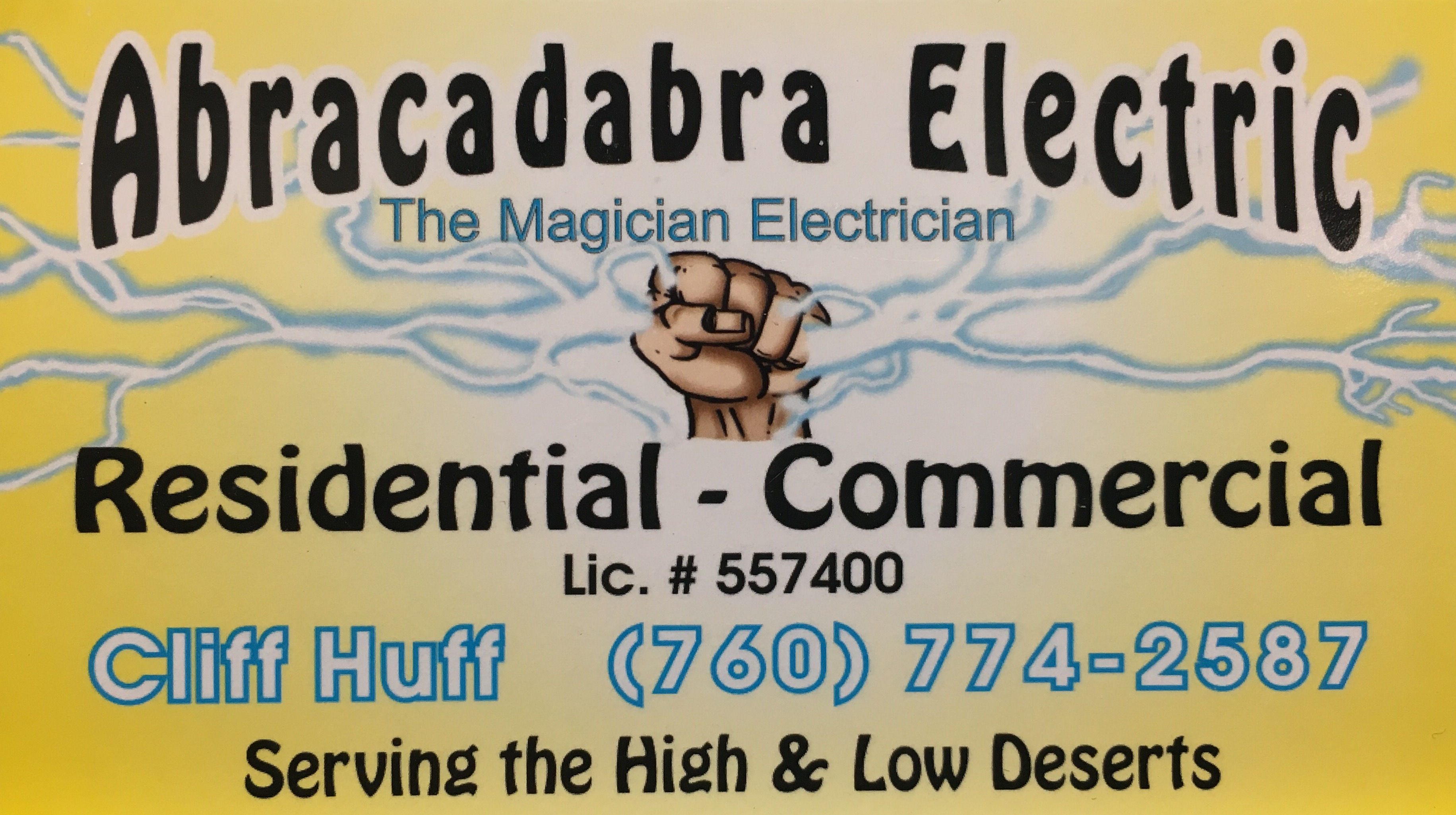 Abracadabra Electric