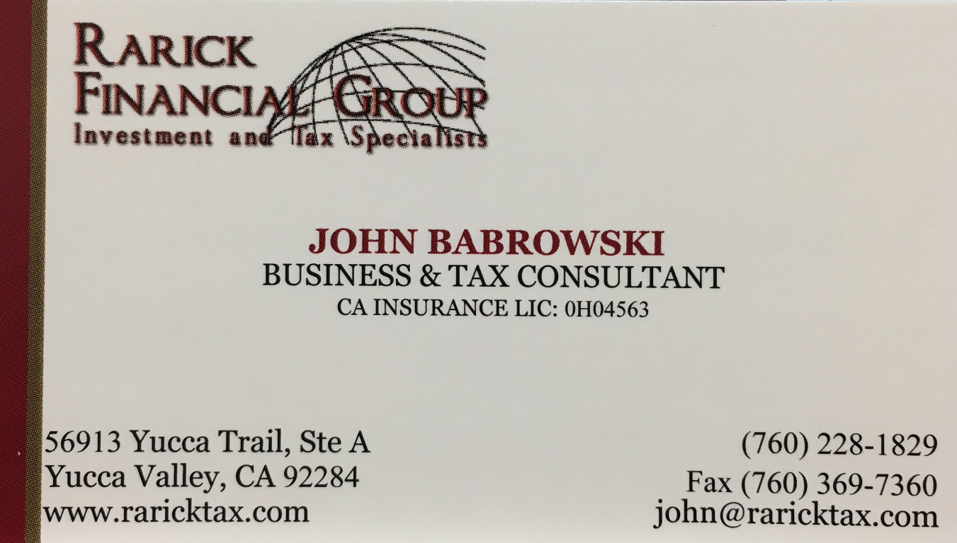 Rarick Financial
