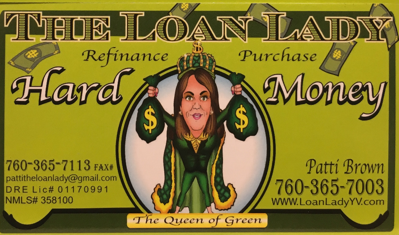 The Loan Lady