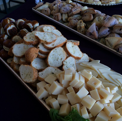 Cheese and Craker Platter