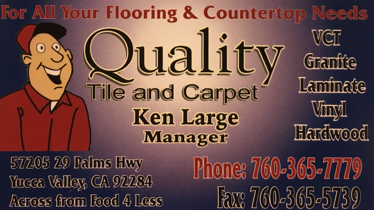Quality Tile & Carpet