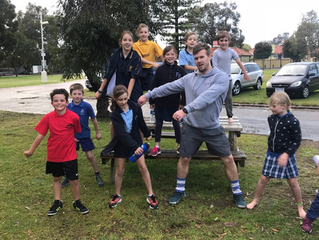 CrossFit Kids 2019 Term 3: