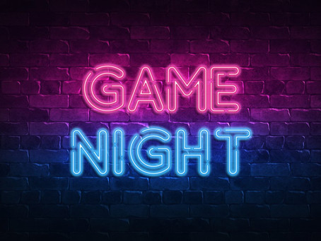 Key Party & Games Night Reschedule