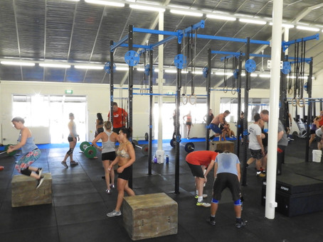 Weekly Workouts 17-23rd December 2018