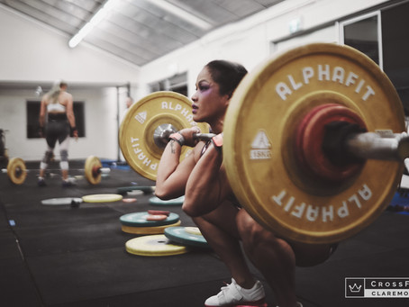 Weekly Workouts 8th-14th September 2019